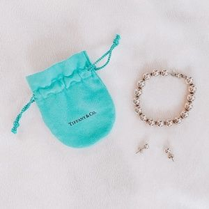 Tiffany & Co. Bracelet & Earring Set